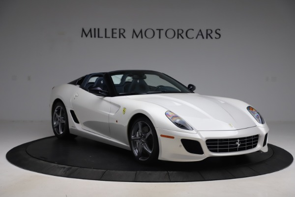 Used 2011 Ferrari 599 SA Aperta for sale $1,379,000 at Pagani of Greenwich in Greenwich CT 06830 11
