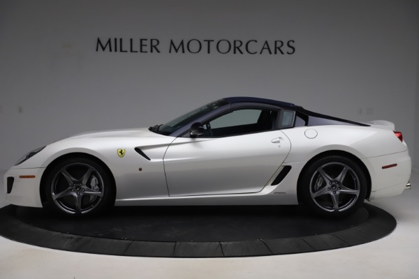 Used 2011 Ferrari 599 SA Aperta for sale $1,379,000 at Pagani of Greenwich in Greenwich CT 06830 12
