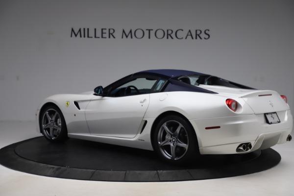 Used 2011 Ferrari 599 SA Aperta for sale $1,379,000 at Pagani of Greenwich in Greenwich CT 06830 13