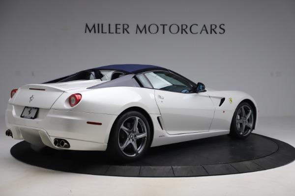 Used 2011 Ferrari 599 SA Aperta for sale $1,379,000 at Pagani of Greenwich in Greenwich CT 06830 14
