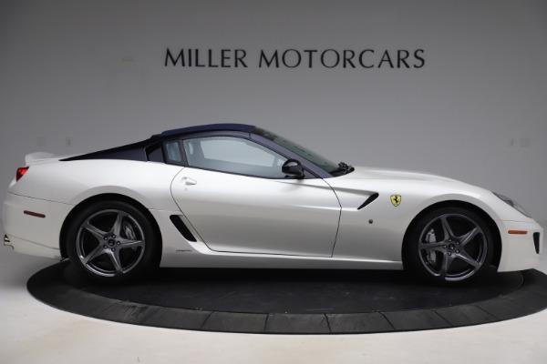 Used 2011 Ferrari 599 SA Aperta for sale $1,379,000 at Pagani of Greenwich in Greenwich CT 06830 15