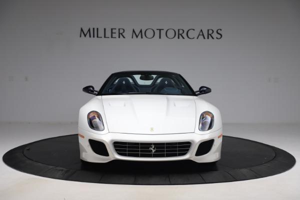 Used 2011 Ferrari 599 SA Aperta for sale $1,379,000 at Pagani of Greenwich in Greenwich CT 06830 16