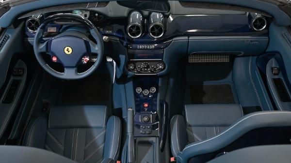 Used 2011 Ferrari 599 SA Aperta for sale $1,379,000 at Pagani of Greenwich in Greenwich CT 06830 17