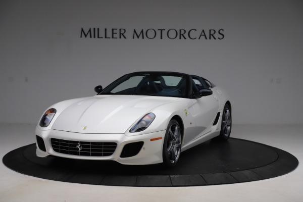 Used 2011 Ferrari 599 SA Aperta for sale $1,379,000 at Pagani of Greenwich in Greenwich CT 06830 2
