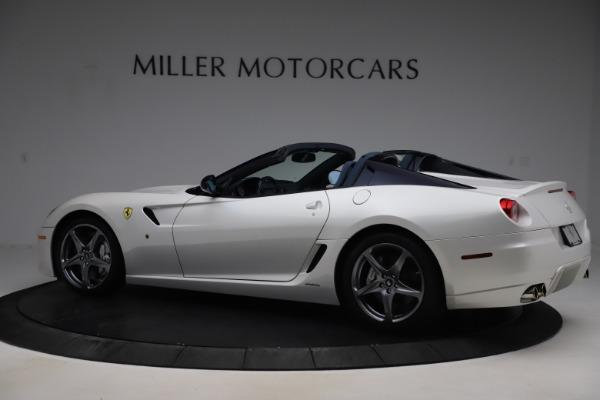 Used 2011 Ferrari 599 SA Aperta for sale $1,379,000 at Pagani of Greenwich in Greenwich CT 06830 4