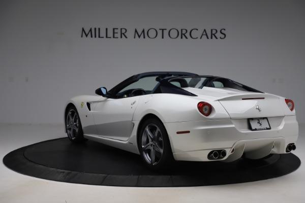 Used 2011 Ferrari 599 SA Aperta for sale $1,379,000 at Pagani of Greenwich in Greenwich CT 06830 5