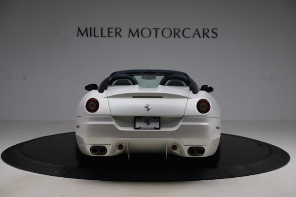 Used 2011 Ferrari 599 SA Aperta for sale $1,379,000 at Pagani of Greenwich in Greenwich CT 06830 6