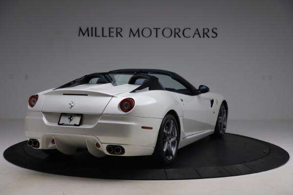 Used 2011 Ferrari 599 SA Aperta for sale $1,379,000 at Pagani of Greenwich in Greenwich CT 06830 7