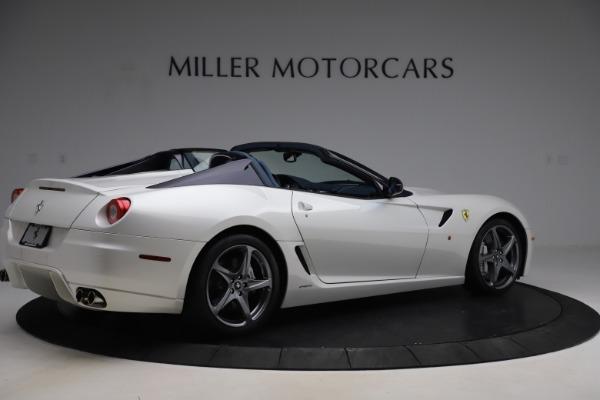 Used 2011 Ferrari 599 SA Aperta for sale $1,379,000 at Pagani of Greenwich in Greenwich CT 06830 8