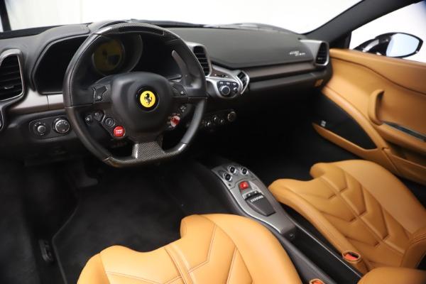 Used 2012 Ferrari 458 Italia for sale Sold at Pagani of Greenwich in Greenwich CT 06830 13
