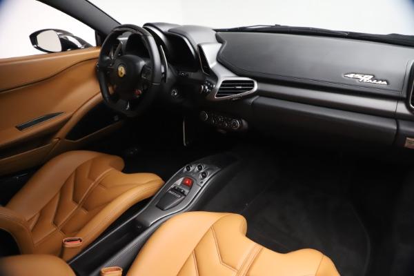 Used 2012 Ferrari 458 Italia for sale Sold at Pagani of Greenwich in Greenwich CT 06830 17