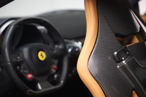 Used 2012 Ferrari 458 Italia for sale Sold at Pagani of Greenwich in Greenwich CT 06830 22