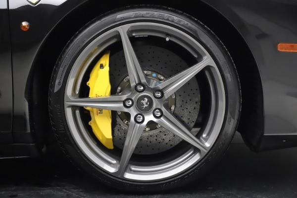 Used 2012 Ferrari 458 Italia for sale Sold at Pagani of Greenwich in Greenwich CT 06830 23