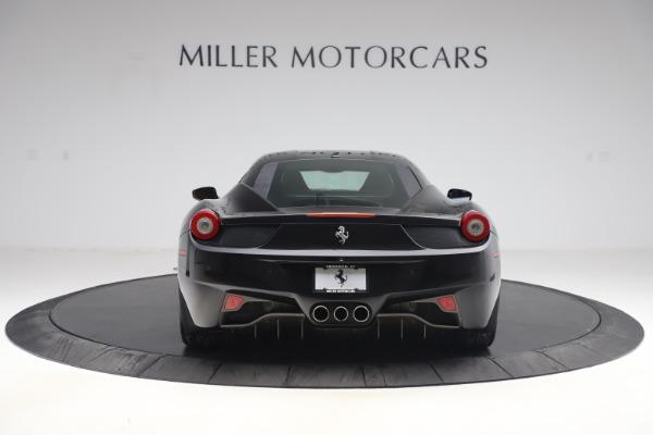 Used 2012 Ferrari 458 Italia for sale Sold at Pagani of Greenwich in Greenwich CT 06830 6