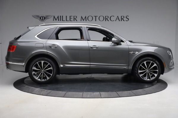 Used 2018 Bentley Bentayga W12 for sale $156,900 at Pagani of Greenwich in Greenwich CT 06830 10