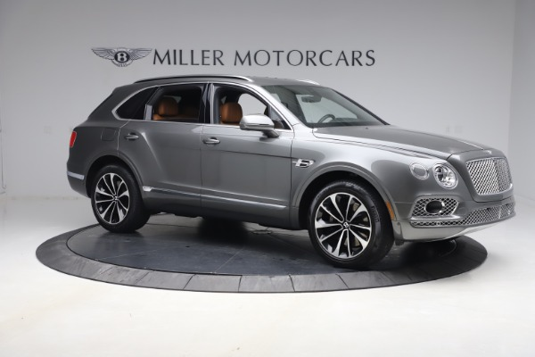 Used 2018 Bentley Bentayga W12 for sale $156,900 at Pagani of Greenwich in Greenwich CT 06830 12