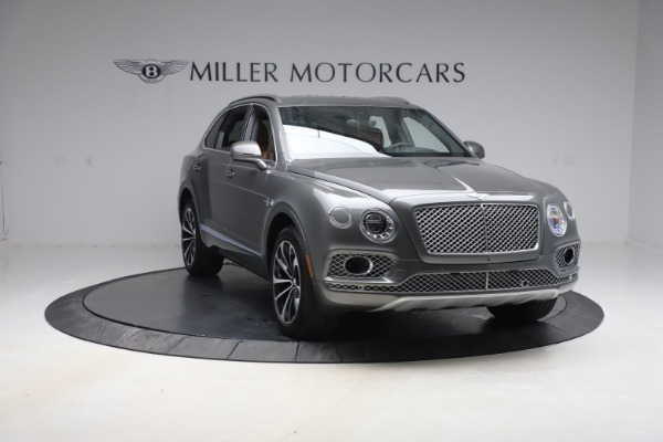 Used 2018 Bentley Bentayga W12 for sale $156,900 at Pagani of Greenwich in Greenwich CT 06830 13