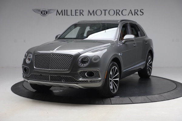 Used 2018 Bentley Bentayga W12 for sale $156,900 at Pagani of Greenwich in Greenwich CT 06830 1