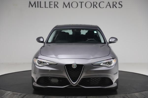 Used 2017 Alfa Romeo Giulia Ti Sport for sale $26,900 at Pagani of Greenwich in Greenwich CT 06830 13