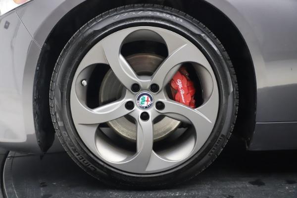 Used 2017 Alfa Romeo Giulia Ti Sport for sale $26,900 at Pagani of Greenwich in Greenwich CT 06830 15