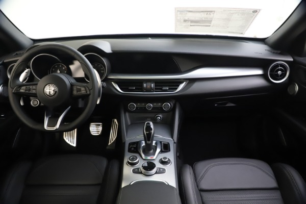 New 2020 Alfa Romeo Stelvio Ti Sport Q4 for sale Sold at Pagani of Greenwich in Greenwich CT 06830 16