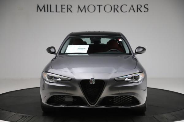 New 2021 Alfa Romeo Giulia Q4 for sale $48,035 at Pagani of Greenwich in Greenwich CT 06830 12