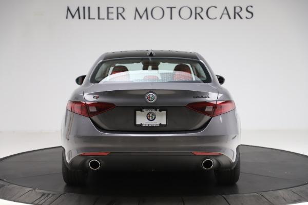 New 2021 Alfa Romeo Giulia Q4 for sale $48,035 at Pagani of Greenwich in Greenwich CT 06830 6