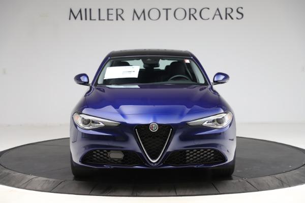 New 2021 Alfa Romeo Giulia Q4 for sale $46,800 at Pagani of Greenwich in Greenwich CT 06830 12