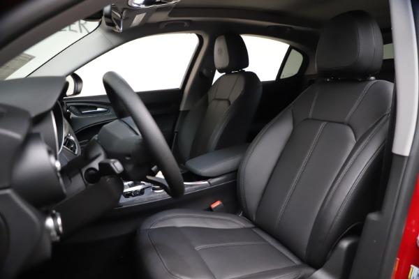 New 2021 Alfa Romeo Stelvio Q4 for sale $47,735 at Pagani of Greenwich in Greenwich CT 06830 15