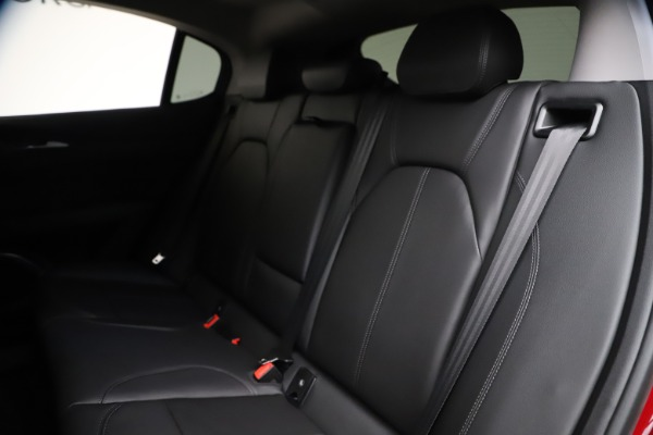 New 2021 Alfa Romeo Stelvio Q4 for sale $47,735 at Pagani of Greenwich in Greenwich CT 06830 18