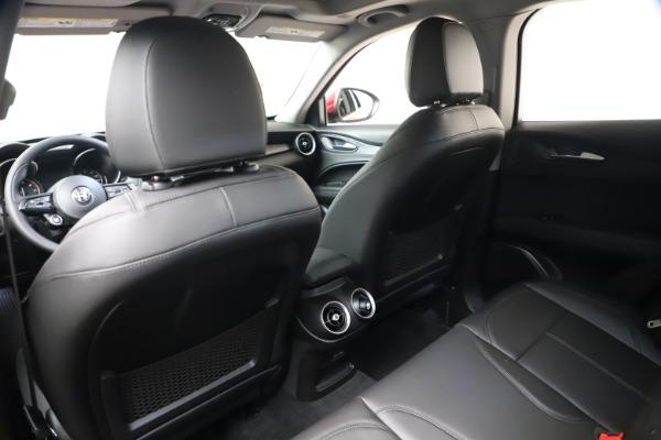 New 2021 Alfa Romeo Stelvio Q4 for sale $47,735 at Pagani of Greenwich in Greenwich CT 06830 20
