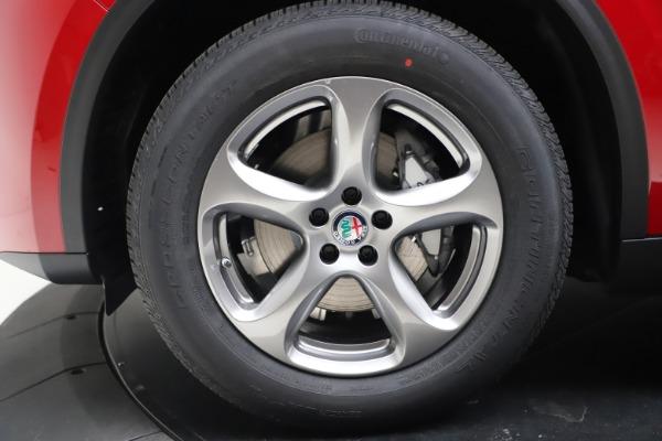 New 2021 Alfa Romeo Stelvio Q4 for sale $47,735 at Pagani of Greenwich in Greenwich CT 06830 28