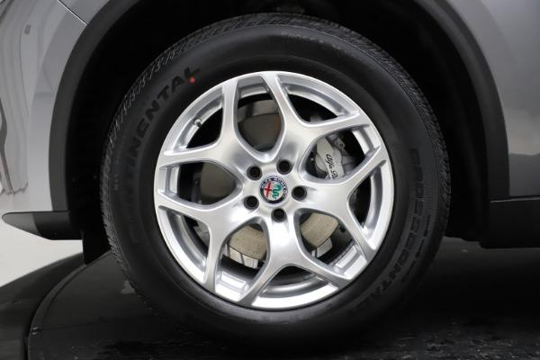New 2021 Alfa Romeo Stelvio Q4 for sale $48,835 at Pagani of Greenwich in Greenwich CT 06830 14