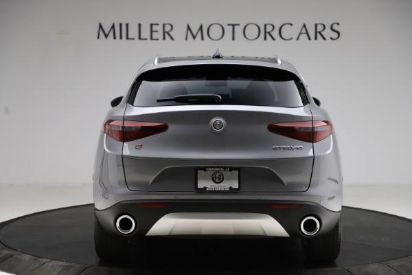 New 2021 Alfa Romeo Stelvio Q4 for sale $48,835 at Pagani of Greenwich in Greenwich CT 06830 6