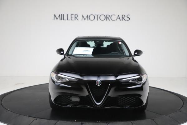 New 2021 Alfa Romeo Giulia Q4 for sale $45,140 at Pagani of Greenwich in Greenwich CT 06830 11