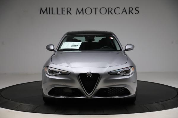 New 2021 Alfa Romeo Giulia Q4 for sale $47,085 at Pagani of Greenwich in Greenwich CT 06830 11