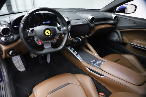 Used 2019 Ferrari GTC4Lusso for sale Call for price at Pagani of Greenwich in Greenwich CT 06830 12