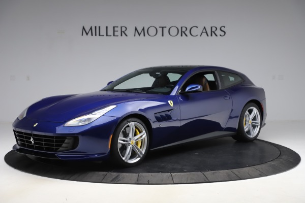 Used 2019 Ferrari GTC4Lusso for sale Call for price at Pagani of Greenwich in Greenwich CT 06830 2