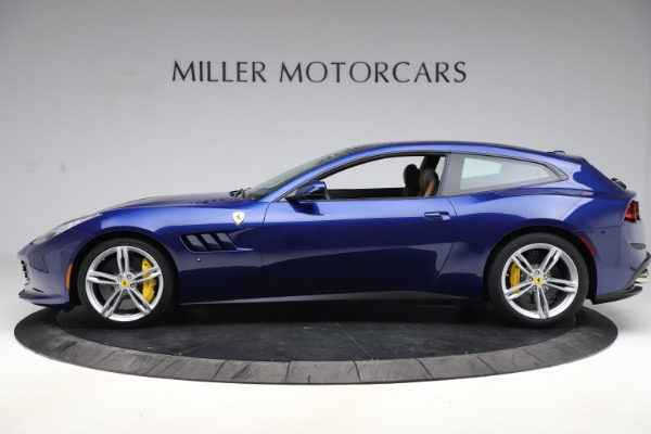 Used 2019 Ferrari GTC4Lusso for sale Call for price at Pagani of Greenwich in Greenwich CT 06830 3
