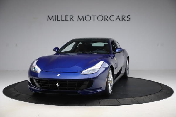 Used 2019 Ferrari GTC4Lusso for sale Call for price at Pagani of Greenwich in Greenwich CT 06830 1