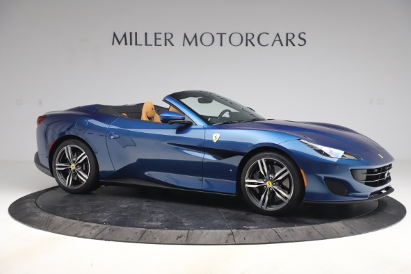 Used 2020 Ferrari Portofino for sale Call for price at Pagani of Greenwich in Greenwich CT 06830 10