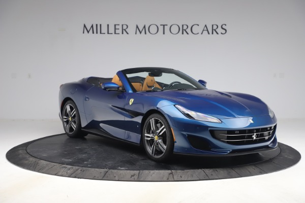 Used 2020 Ferrari Portofino for sale Call for price at Pagani of Greenwich in Greenwich CT 06830 11