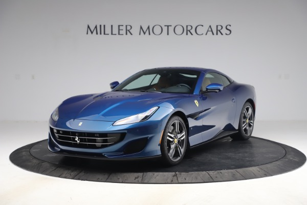 Used 2020 Ferrari Portofino for sale Call for price at Pagani of Greenwich in Greenwich CT 06830 13