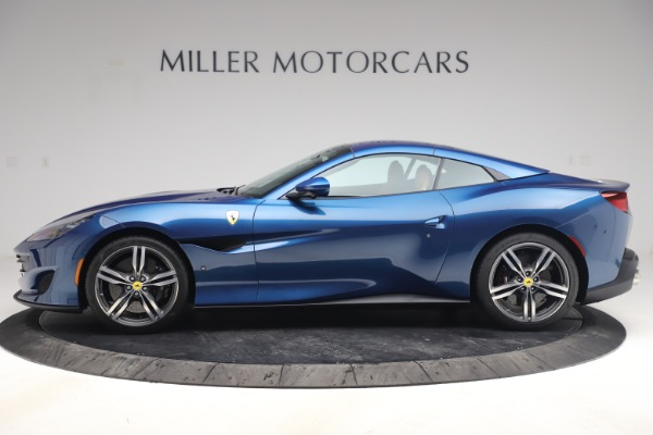 Used 2020 Ferrari Portofino for sale Call for price at Pagani of Greenwich in Greenwich CT 06830 14