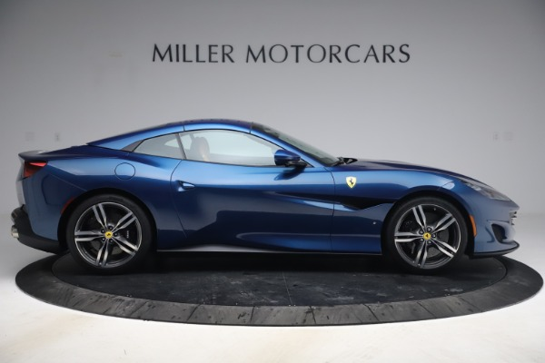 Used 2020 Ferrari Portofino for sale Call for price at Pagani of Greenwich in Greenwich CT 06830 16