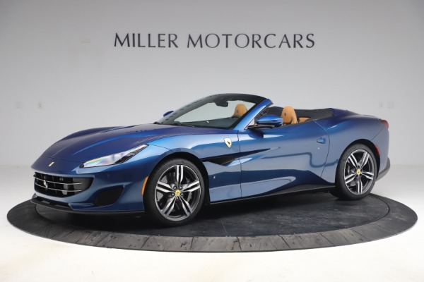 Used 2020 Ferrari Portofino for sale Call for price at Pagani of Greenwich in Greenwich CT 06830 2