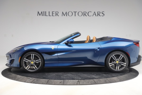Used 2020 Ferrari Portofino for sale Call for price at Pagani of Greenwich in Greenwich CT 06830 3