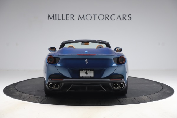 Used 2020 Ferrari Portofino for sale Call for price at Pagani of Greenwich in Greenwich CT 06830 6