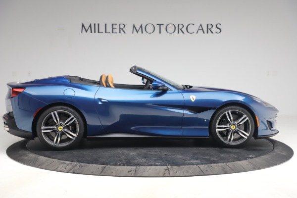 Used 2020 Ferrari Portofino for sale Call for price at Pagani of Greenwich in Greenwich CT 06830 9