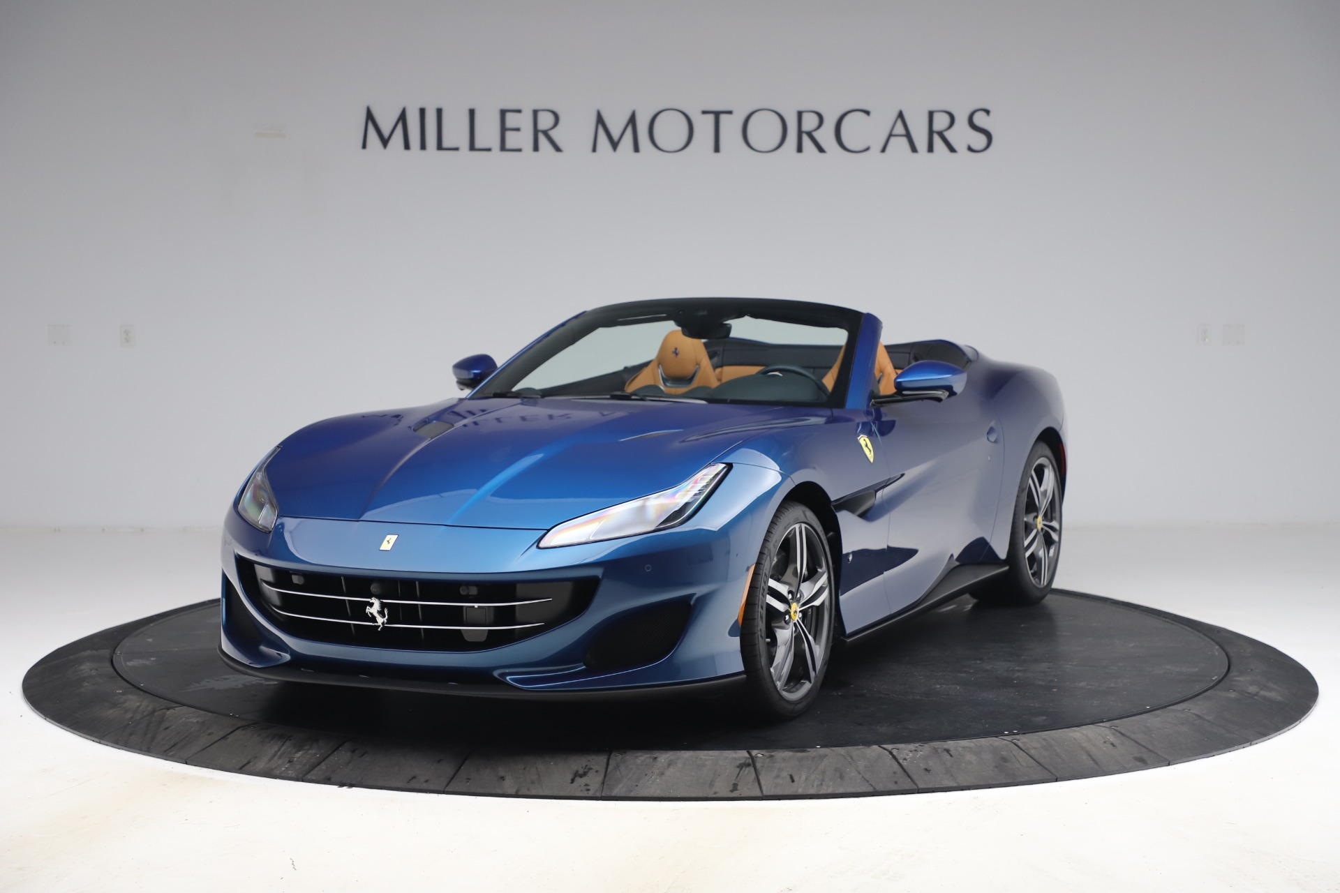 Used 2020 Ferrari Portofino for sale Call for price at Pagani of Greenwich in Greenwich CT 06830 1